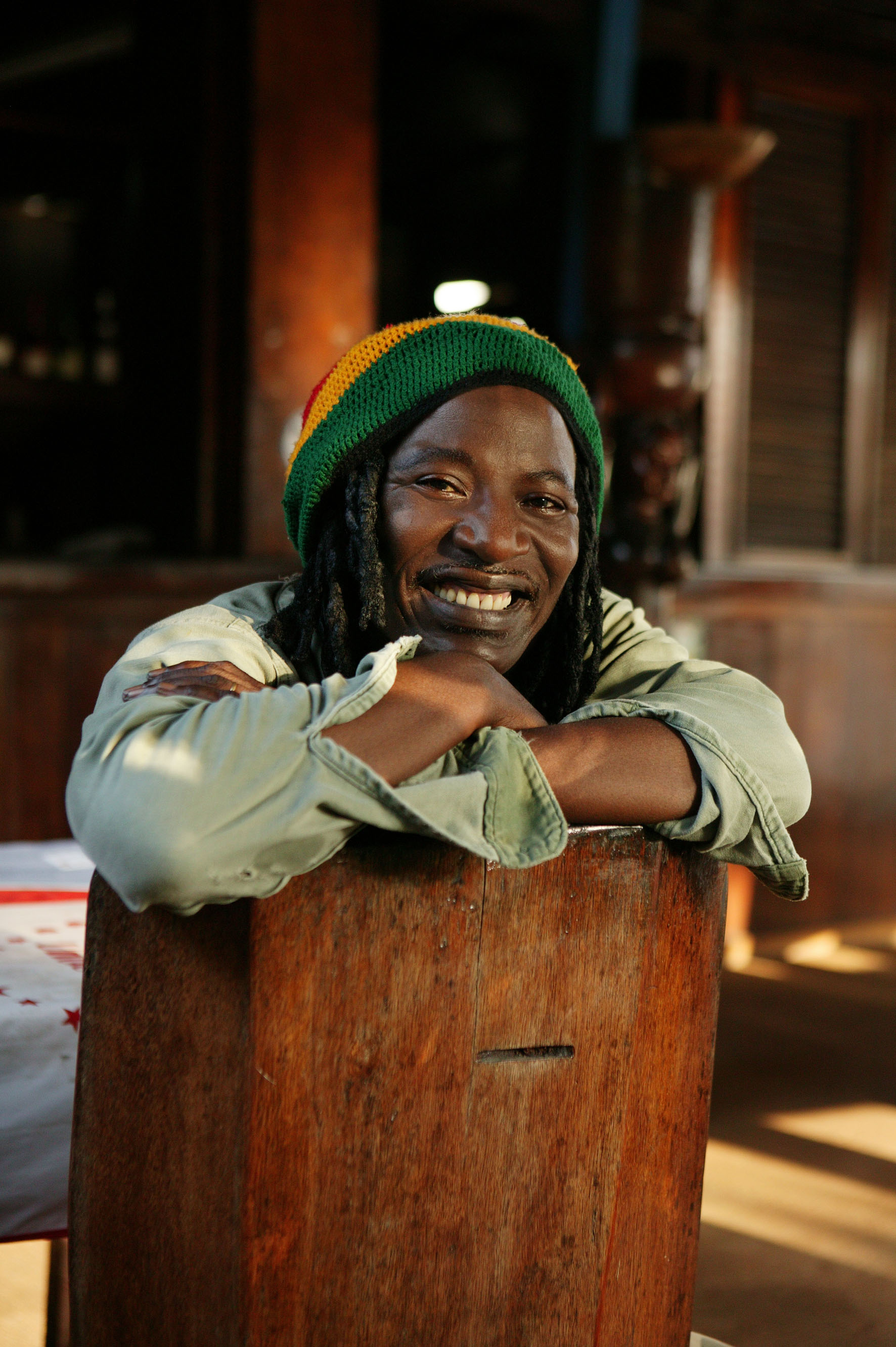 ALPHA BLONDY & THE SOLAR SYSTEM (Costa de Marfil)