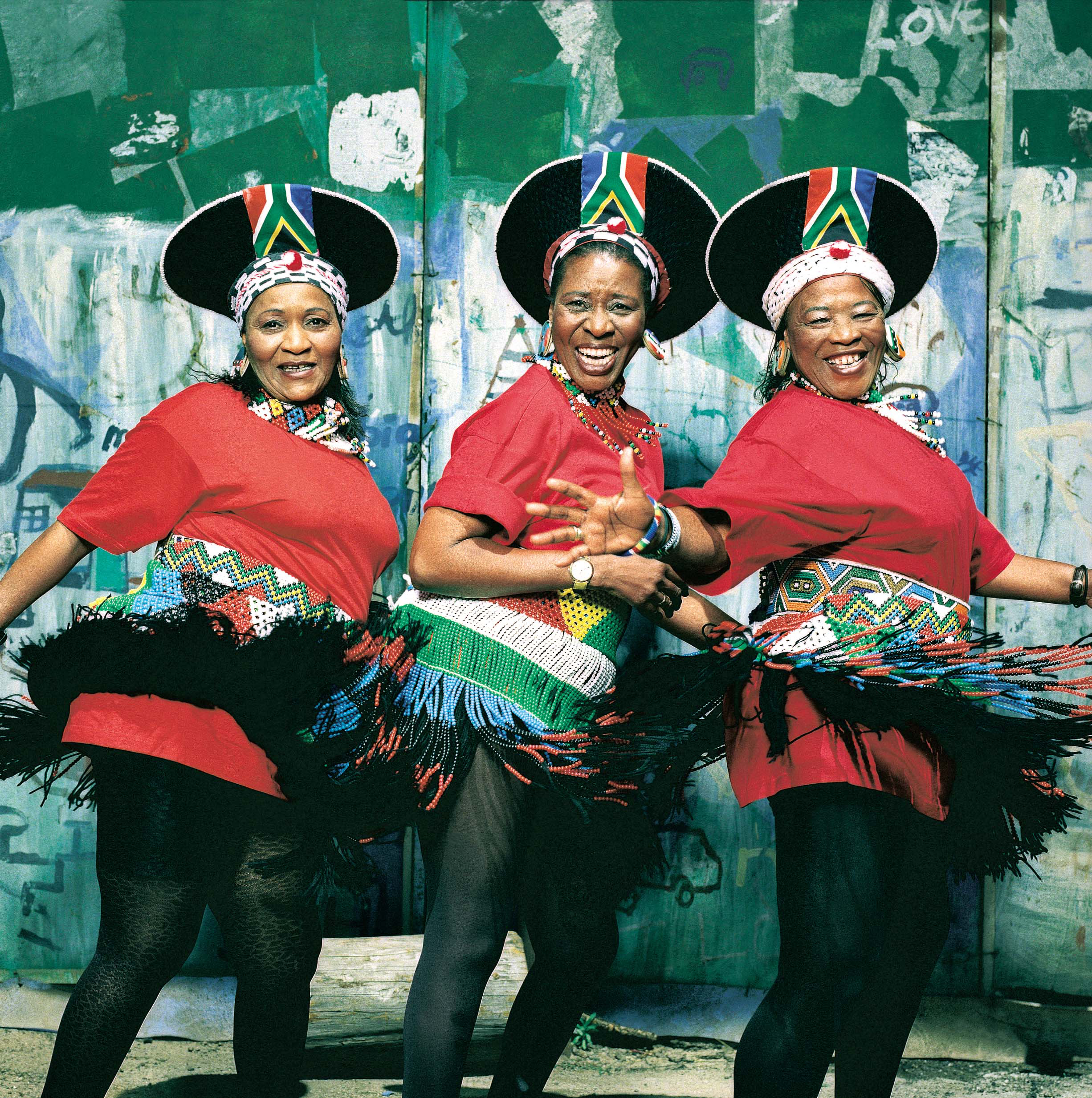 THE MAHOTELLA QUEENS (Sudáfrica)