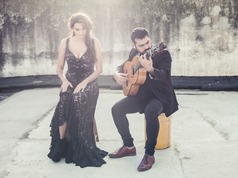 Alba Molina canta a Lole y Manuel (España)