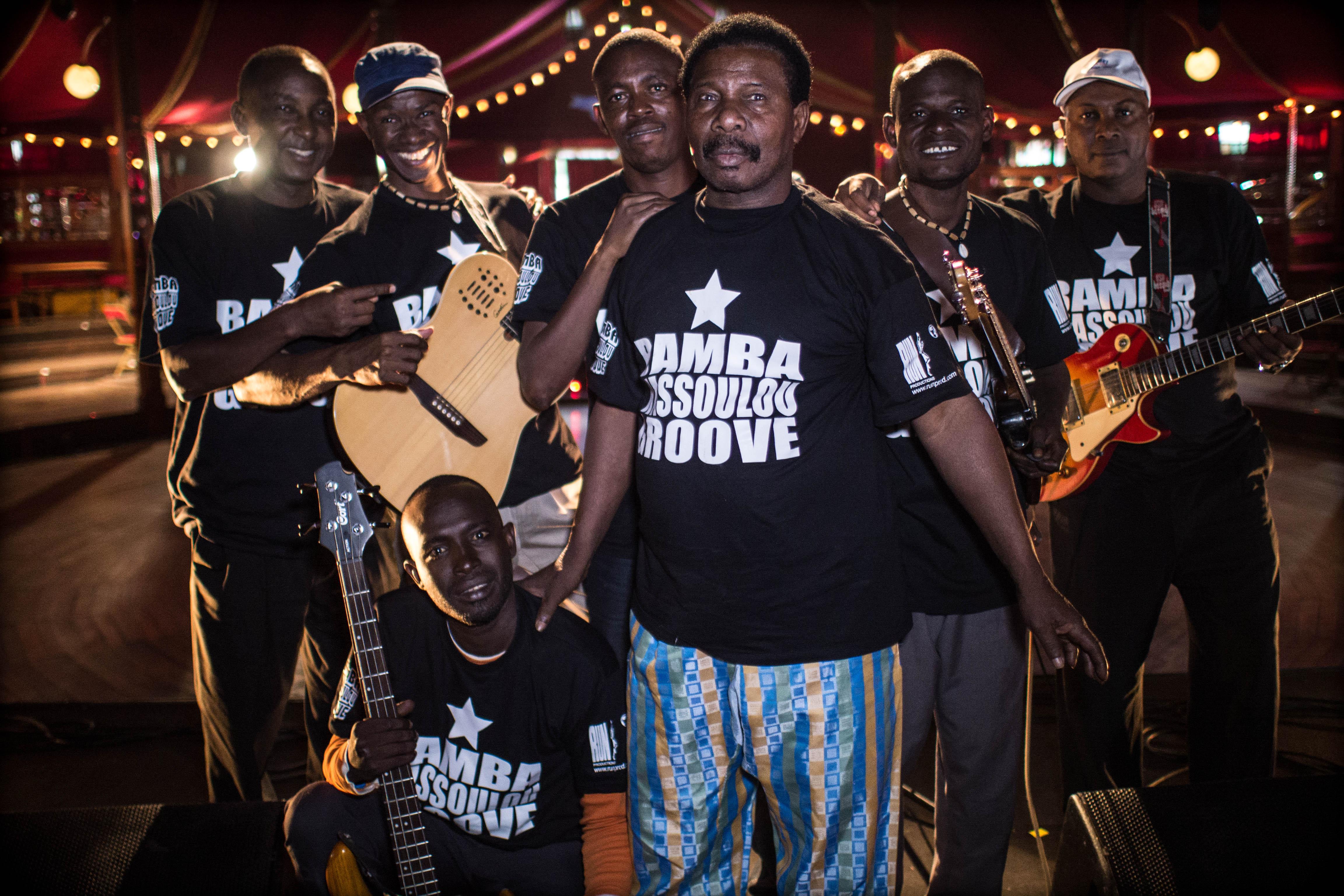 Bamba Wassoulou Groove (Mali)
